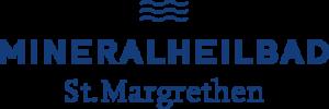 Mineralheilbad St. Margrethen Logo Blau