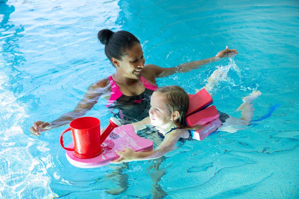 Aqua Kids Schwimmkurs Mineralheilbad St. Margrethen