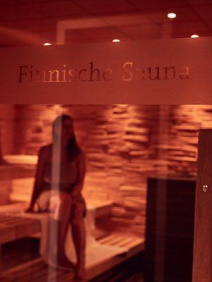 Finnische Sauna Mineralheilbad St. Margrethen